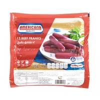 American Beef Frank 375 g