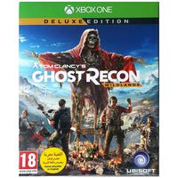 Microsoft Xbox One Ghost Recon Wild Land Deluxe Edition