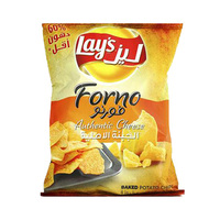 Lays Forno Baked Potato Chips Cheese 43GR
