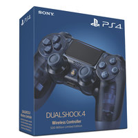 Sony PS4 Wireless Controller 500 Million Limited Edition