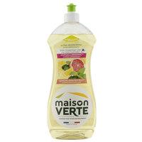 Maison Verte Lemon Grapefruit Washing Up Liquid 750ml