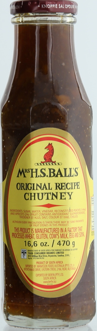 Mrs. H. S Balls Original Recipe Chutney 470g