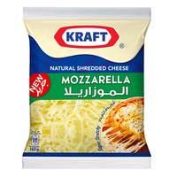 Kraft Cheese Shreds Mozzarella 180g
