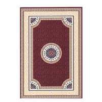 Carpet Supr Sabah 280X470Cm Red Yhu