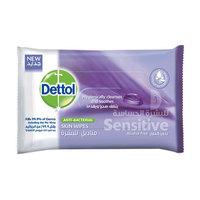 Dettol Anti-Bacterial Skin Sensitive  10 Wipes