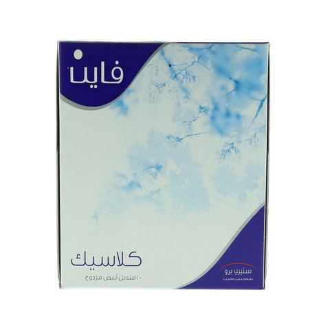 Fine-Classic-White-Tissues-100X2Ply
