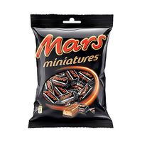 Mars Miniatures Chocolate 150GR