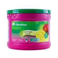 Carrefour Powder Drink Mango 1.5 Kg