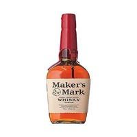 Maker's Mark Kentucky Straight Bourbon 40% Alcohol Whisky 75CL