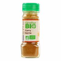 Carrefour Bio Organic Curry 40g