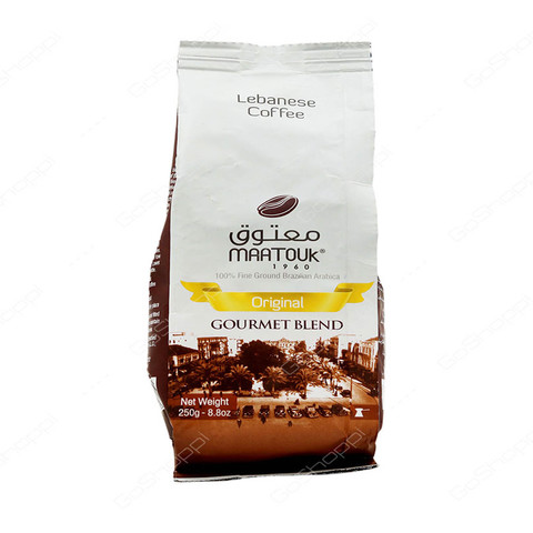 Maatouk-Original-Gourmet-Blend-Coffee-250g
