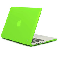 "Aiino Case MacBook Pro 15"" Matte Green"
