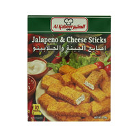 Al Kabeer Jalapeno & Cheese Sticks 250g