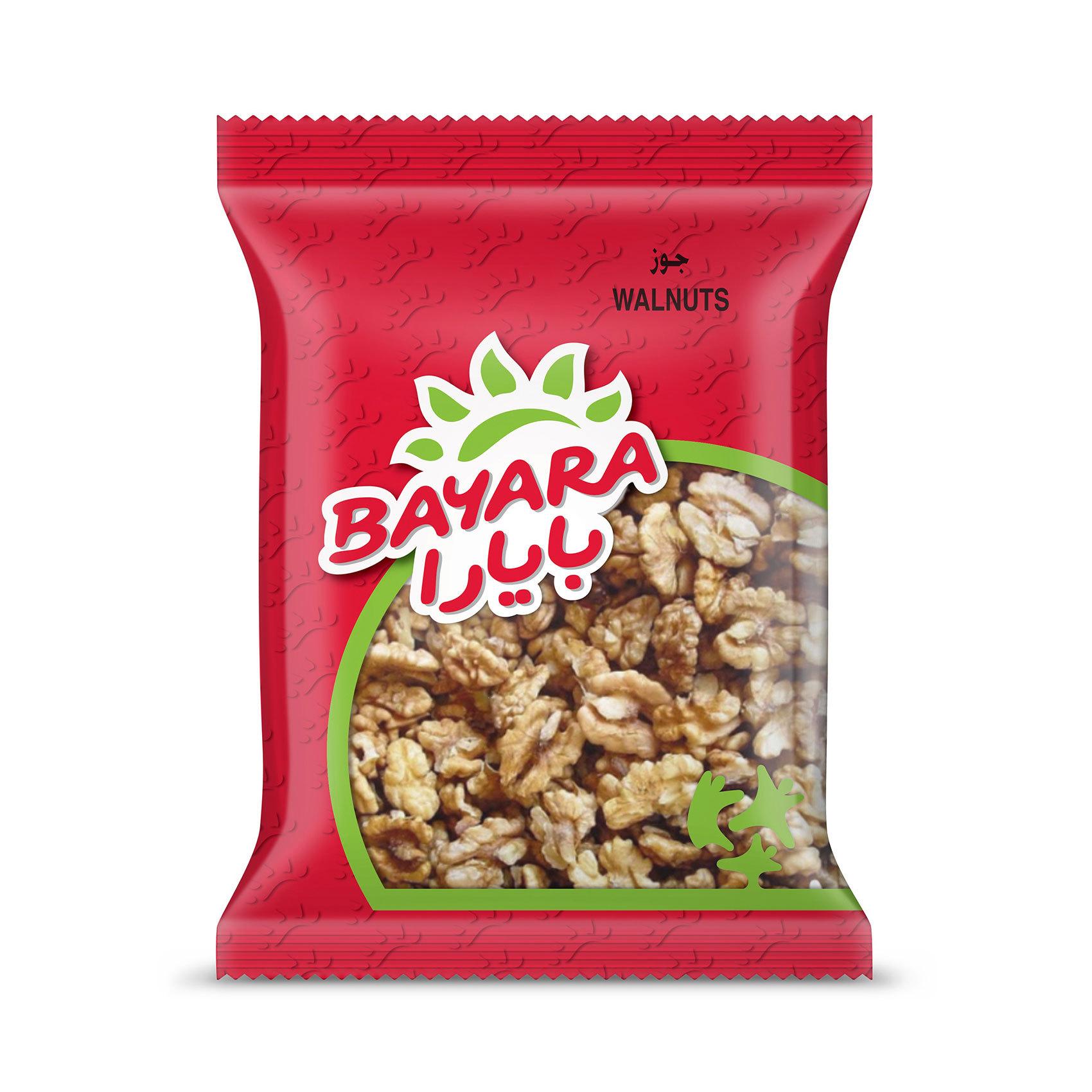 BAYARA WALNUTS HALVES 200GR