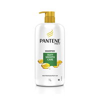 Panten Shampoo Smoth & Silky 1L -20% Offer