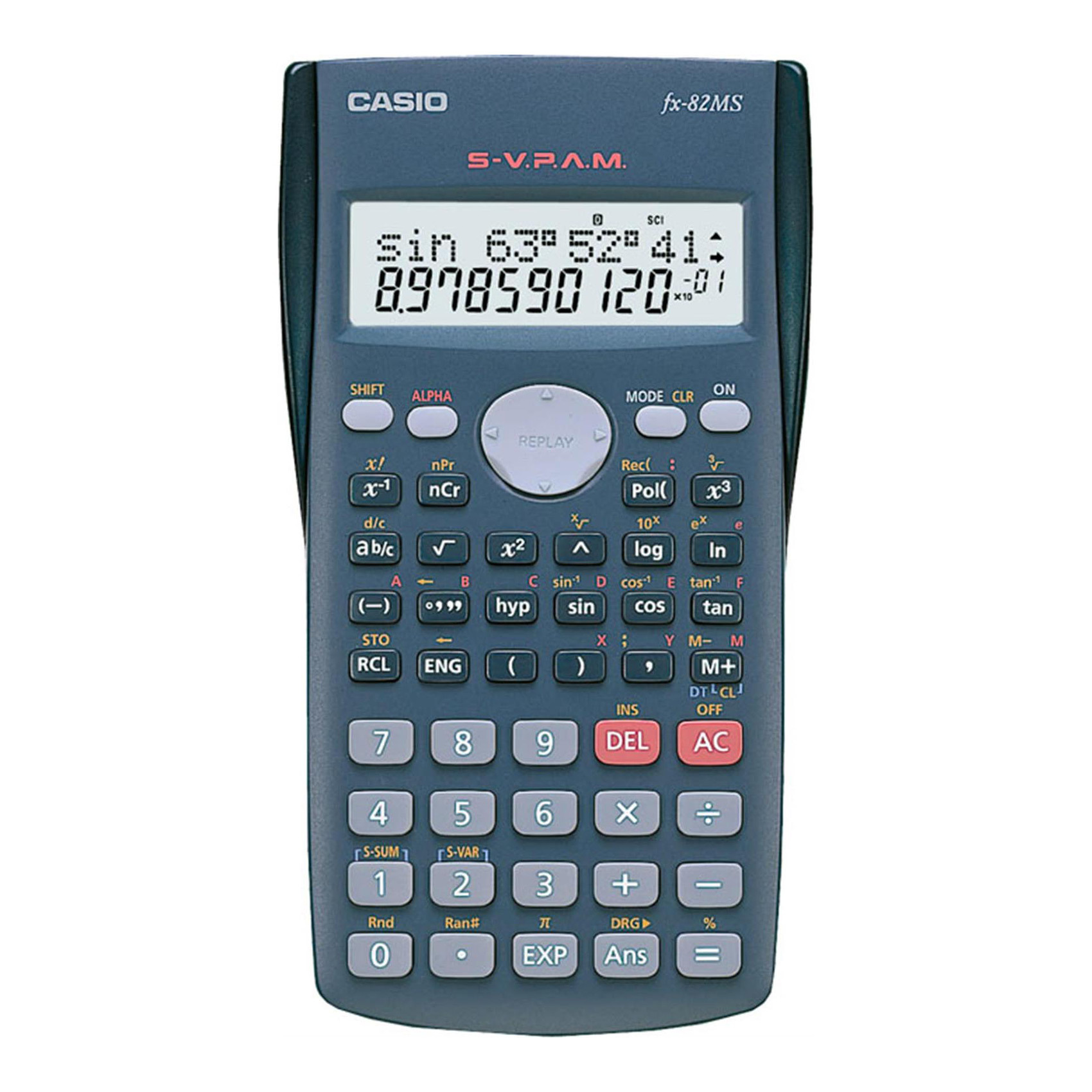 CASIO FX-82MS SCIENTIFIC