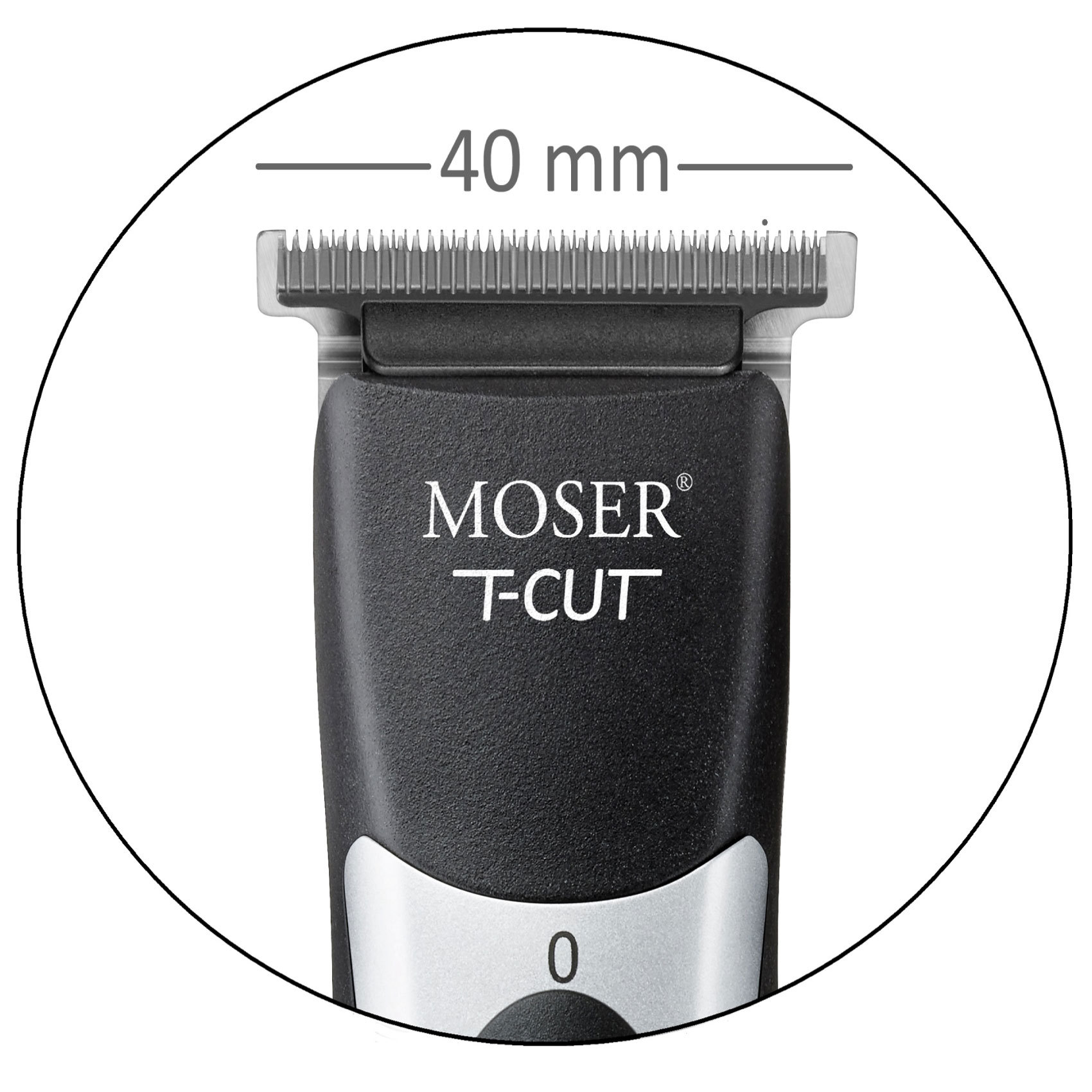 MOSER TRIMMER 1591-0170