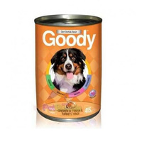 Goody Dog Canned Chicken & Turkey 415GR