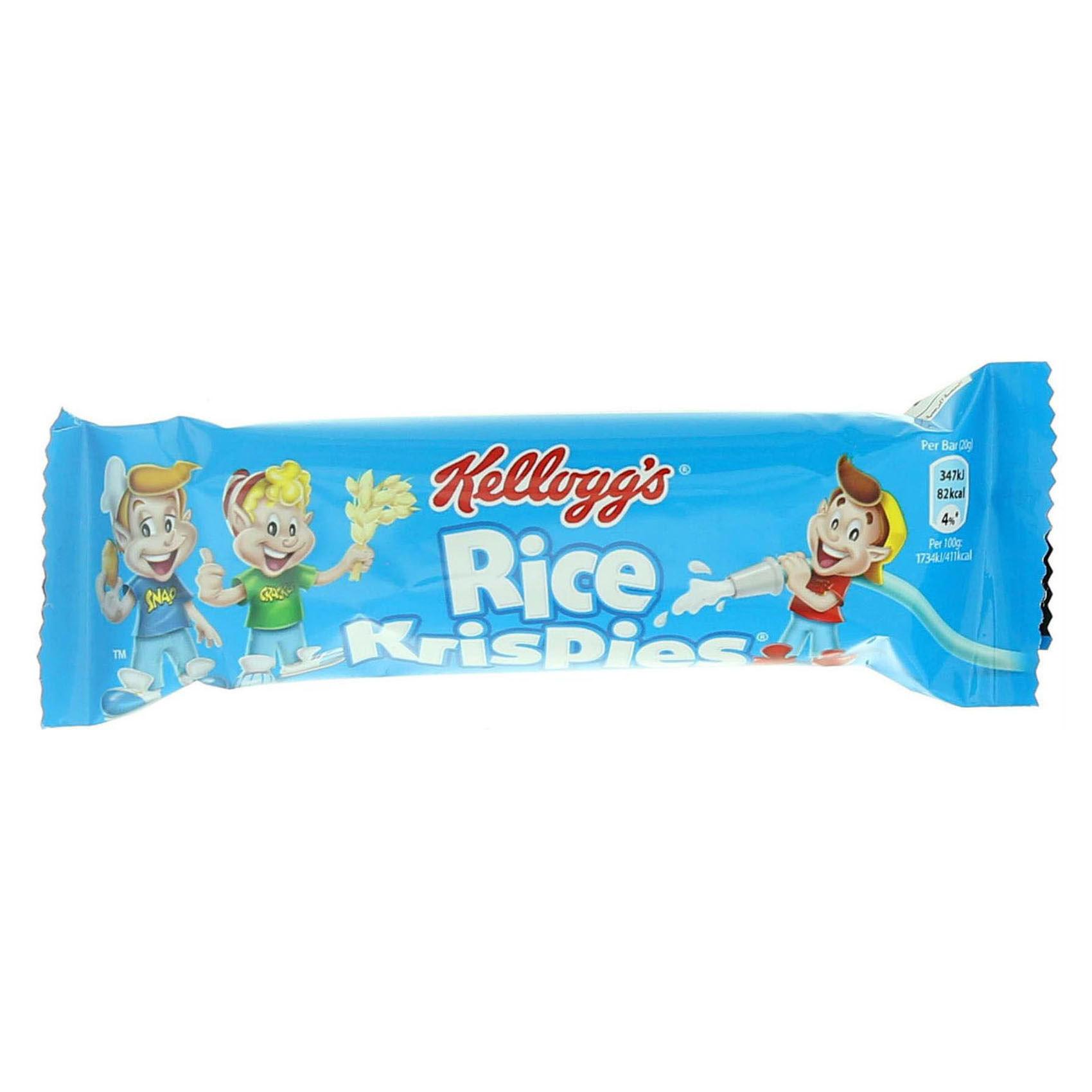 KELLOGG'S RICE KRISPIES BAR 20G