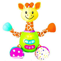 Winfun Smart Jungle Animals Giraffe