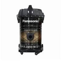 مكنسة كهربائية باناسونيك موديل MC-YL635 طاقة 2200 واط لون أسود