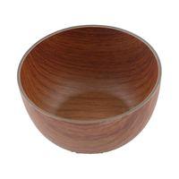 وعاء خشب دائري 12 سم
