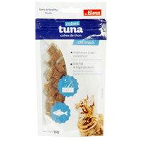 Les Filous Tuna Cubes Cat Snack 50g