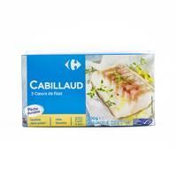 Carrefour Cod Filet Heart 300 g
