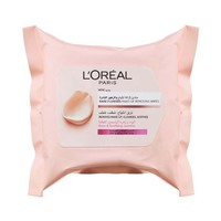 L'Oreal Paris Rare Flowers - Cleansing Wipes 25 Sheets