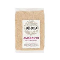 Biona Organic Amaranth Seeds 500GR