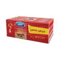 السعودية معجون طماطم 135 جرام × 16