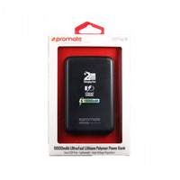 Promate Powerbank 10000 mAh Black