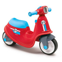 Smoby - Ride-On Scooter - Red