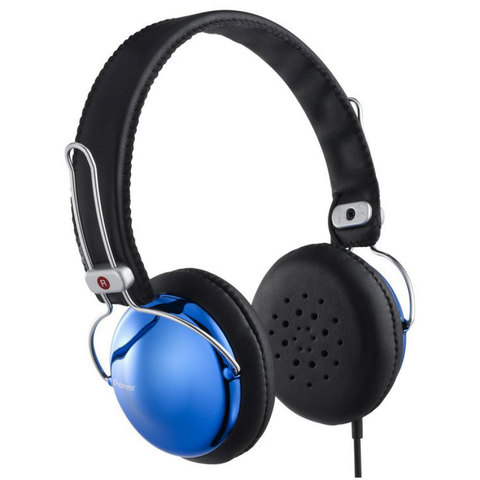 Pioneer-Headphone-SE-MJ151-L-Blue