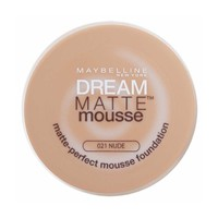 Maybelline New York - Dream Matte Mousse Foundation 21 Nude