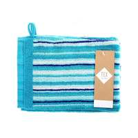 TEX Face Towel 15x21 Turquoise