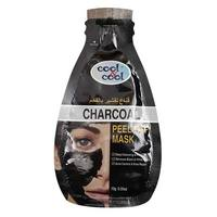 Cool & Cool Deep Cleansing Charcoal Mask 10g