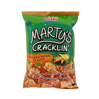 Oishi Marty''s Cracklin'' Chicken Inasal Flavor