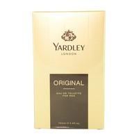 Yardley London Eau De Toilette for Men Original 100ml