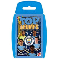 Top Trumps Manchester City FC 2016/17 Card Game
