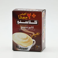 Klassno Irish Cream Cappuccino 18 g x 10 Pieces