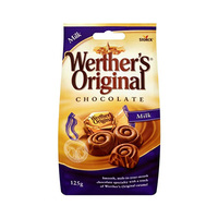 Werthers Caramel Milk Chocolate Original 125GR