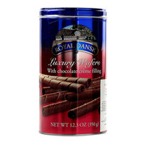 Royal Dansk Luxury Wafers with Chocolate Crème Filling 350g