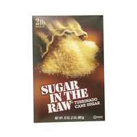 Sugar In The Raw Turbinado Cane Sugar 907g