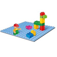 "Banbao """"Basic Plate Young Ones"""" Building Set(6550)"