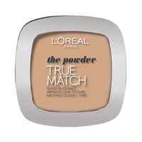 L'Oreal Paris Powder True Match Super Blendable Face Powder Cinnamon 7D/7W 9GR