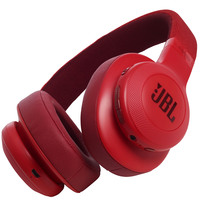 JBL Bluetooth Headphone E55BT Red