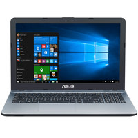 """Asus Notebook K541 i7-7500 8GB RAM 1TB Hard Disk 2TB Graphic Card 15.6"""" Silver"""