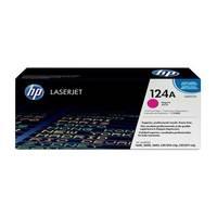 hp Laserjet Toner Cartridge 124A Print 200 Page Magenta