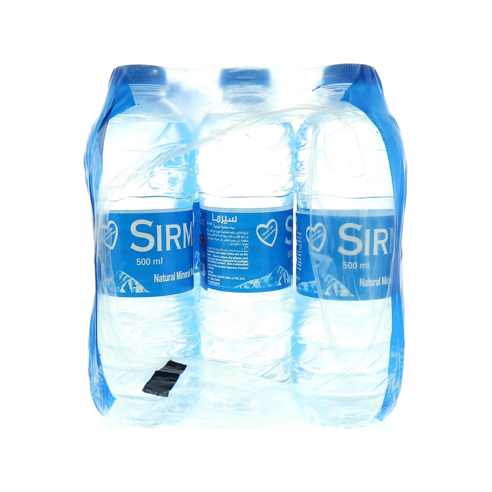 SIRMA SPRING WATER 500MLX12